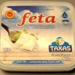 Salat, Käse, Feta, Antipasti, Joghurt, Olivenpaste, eingemachtes Gemüse, Fischprodukte